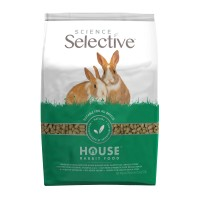 Aliment pour lapin - Selective Lapin Adulte House Supreme Science