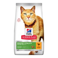 Croquettes pour chat de plus de 7 ans - Hill's Science plan Senior Vitality Mature Adult 7+ Senior Vitality Mature Adult 7+
