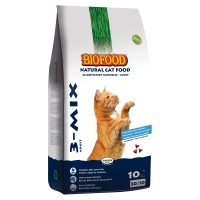 Croquettes pour chat - BIOFOOD 3-Mix 3-Mix