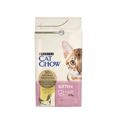 Alimentation pour chat - PURINA CAT CHOW Kitten pour chats