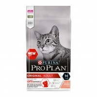 Croquettes pour chat - Proplan Original Adult OptiSenses Original Adult OptiSenses Saumon