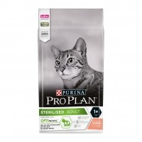 Croquettes pour chat - Proplan Sterilised Adult OptiRenal Saumon Sterilised Adult OptiRenal Saumon
