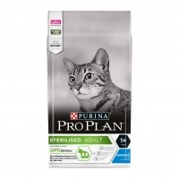 Croquettes pour chat - PURINA PROPLAN Sterilised Adult OptiRenal Lapin