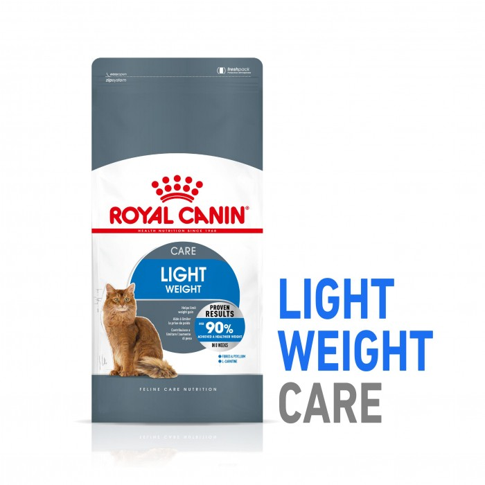 Alimentation pour chat - Royal Canin Light Weight Care Adult - croquettes pour chat pour chats