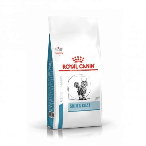 Alimentation pour chat - Royal Canin Veterinary Skin & Coat pour chats