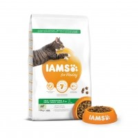 Croquettes pour chat - IAMS for Vitality Adult à l'agneau & poulet Adult à l'agneau & poulet