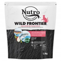 Croquettes pour chat - Nutro Wild Frontier chat adulte Nutro