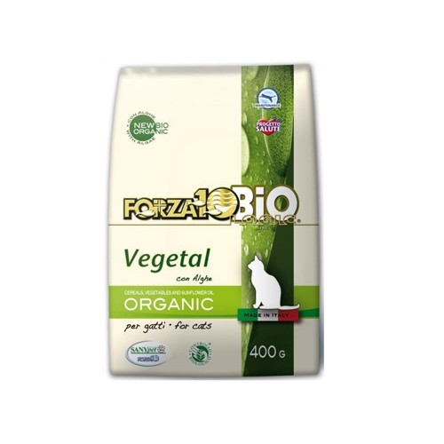 Alimentation pour chat - FORZA 10 Every day bio adult vegetal algues pour chats