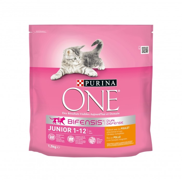Alimentation pour chat - PURINA ONE Junior pour chats