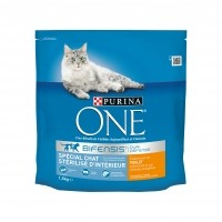 Croquettes pour chat - PURINA ONE Chat Stérilisé d'intérieur Chat Stérilisé d'intérieur