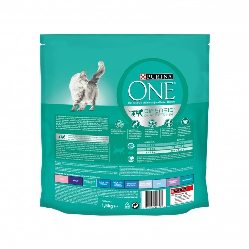 Alimentation pour chat - PURINA ONE Senior 11+ pour chats