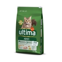 Croquettes pour chat - Ultima Adult