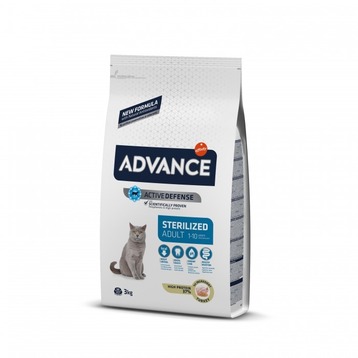 Alimentation pour chat - ADVANCE Adult Sterilized pour chats