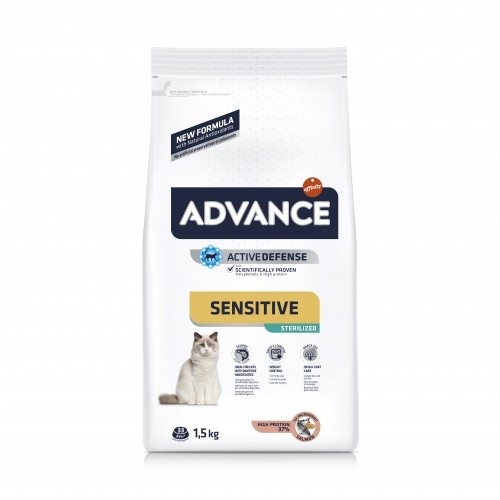 Alimentation pour chat - ADVANCE Sterilized Sensitive pour chats