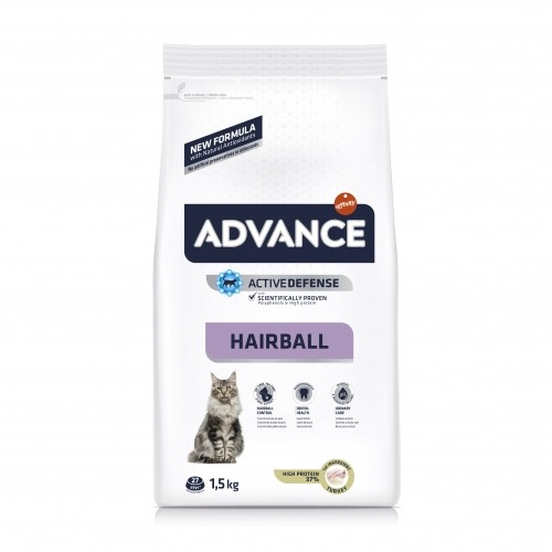 Alimentation pour chat - ADVANCE Hairball pour chats