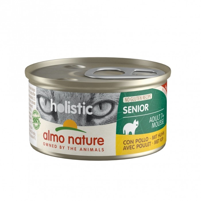 Alimentation pour chat - Almo Nature Holistic Maintenance - Senior  pour chats