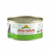 Pâtée en boîte pour chat - Almo Nature HFC Complete Made In Italy Adult+ - Lot de 24 x 70 g Almo Nature HFC Complete MII