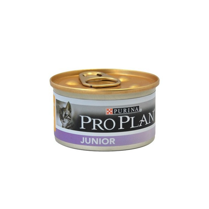 Alimentation pour chat - Proplan Junior - Lot 24 x 85g  pour chats