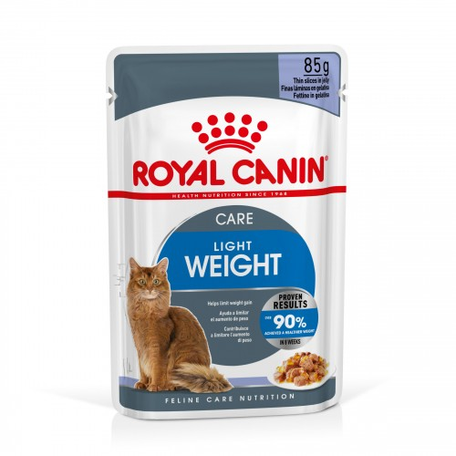 Alimentation pour chat - Royal Canin Light Weight Care pour chats