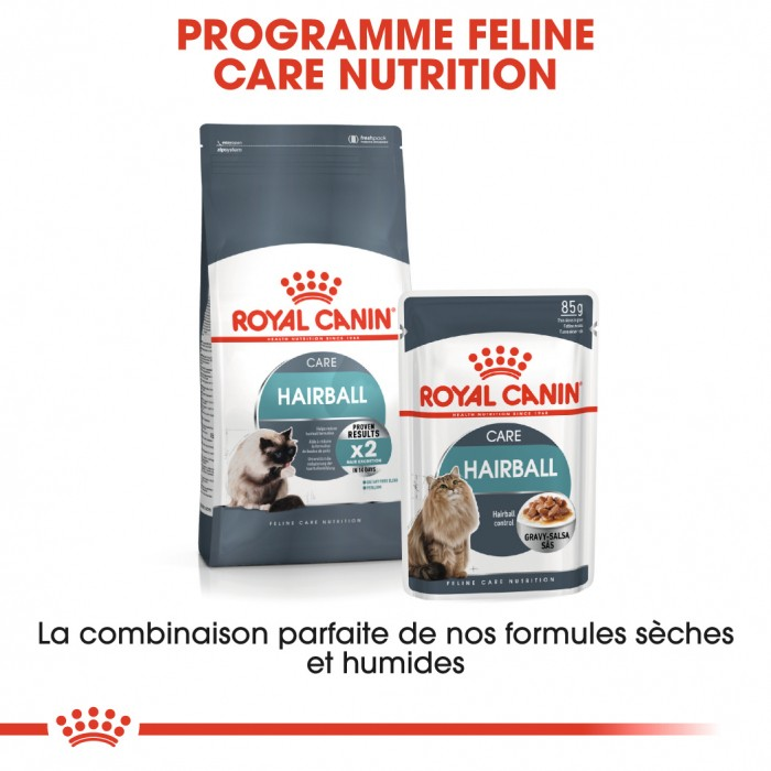 Alimentation pour chat - Royal Canin Hairball Care pour chats