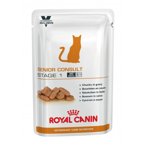 Alimentation pour chat - Royal Canin Senior Consult Stage 1 pour chats