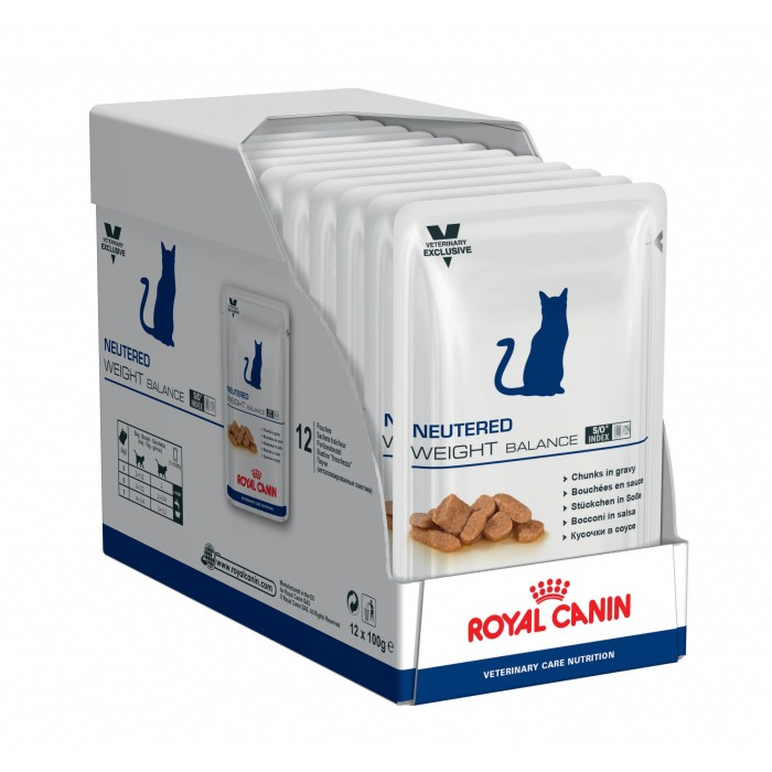Alimentation pour chat - Royal Canin Neutered Weight Balance pour chats