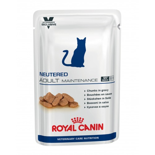 Alimentation pour chat - Royal Canin Vet Care Neutered Adult Maintenance pour chats