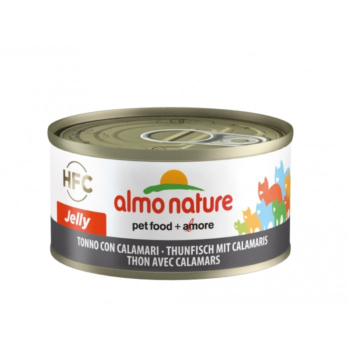 Alimentation pour chat - Almo Nature HFC Jelly - Lot 24 x 70g pour chats