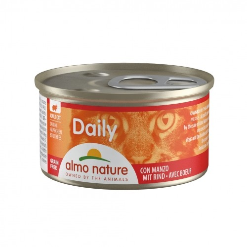 Alimentation pour chat - Almo Nature Daily - Lot 24 x 85 g pour chats