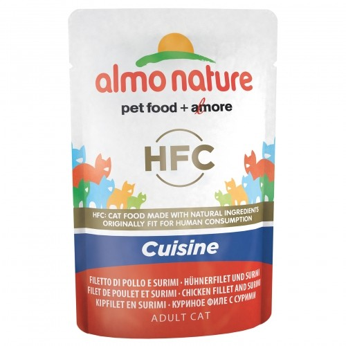 Alimentation pour chat - Almo Nature HFC Jelly - 24 x 55g pour chats