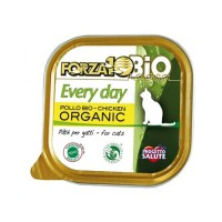 Pâtée en barquette pour chat - FORZA 10 EveryDay Adult Bio - Lot 6 x 85g EveryDay Adult Bio - Lot 6 x 85g