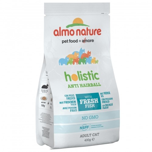 Alimentation pour chat - Almo Nature Holistic Anti Hairball pour chats