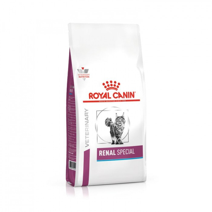 Alimentation pour chat - Royal Canin Veterinary Renal Special pour chats