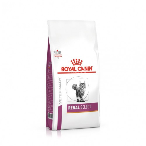 Alimentation pour chat - Royal Canin Veterinary Renal Select pour chats