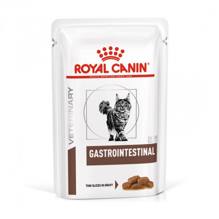 Alimentation pour chat - Royal Canin Veterinary Gastrointestinal pour chats