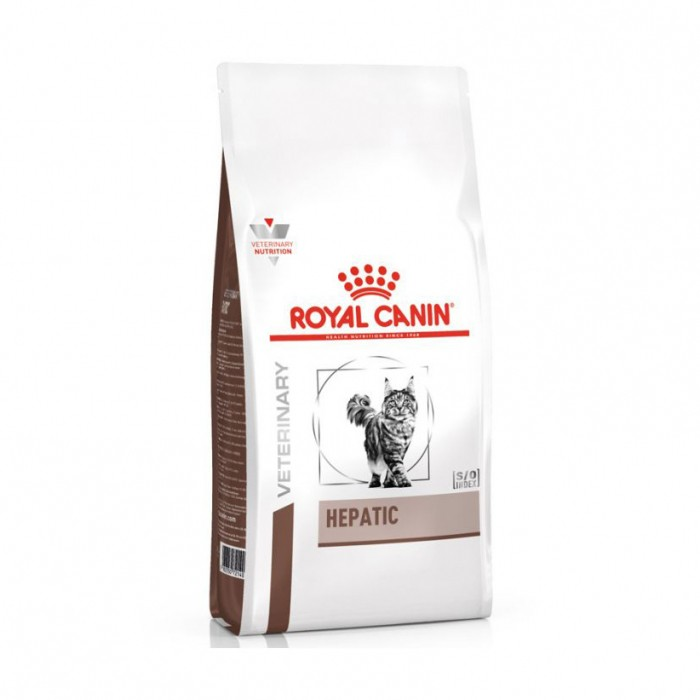 Alimentation pour chat - Royal Canin Veterinary Hepatic pour chats