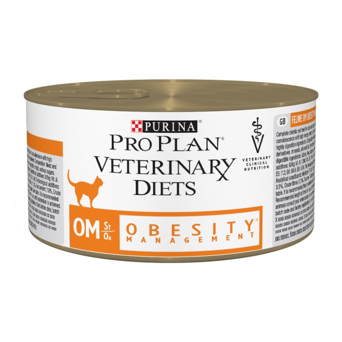 Alimentation pour chat - Proplan Veterinary Diets OM Obesity Management pour chats