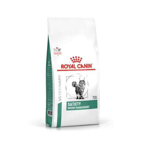 Alimentation pour chat - Royal Canin Veterinary Satiety Weight Management pour chats