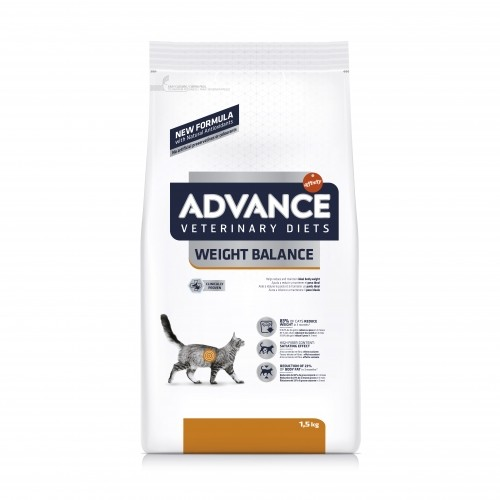 Alimentation pour chat - ADVANCE Veterinary Diets Weight Balance pour chats