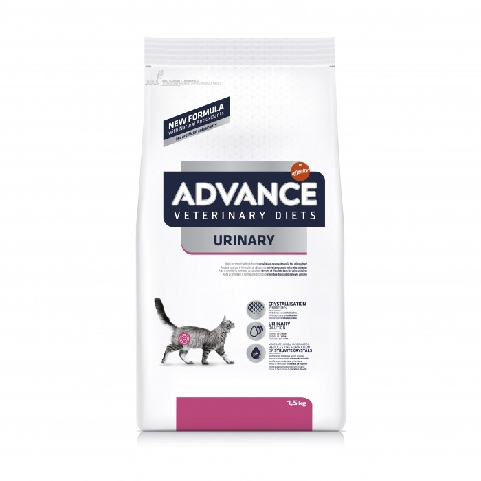 Alimentation pour chat - ADVANCE Veterinary Diets Urinary pour chats
