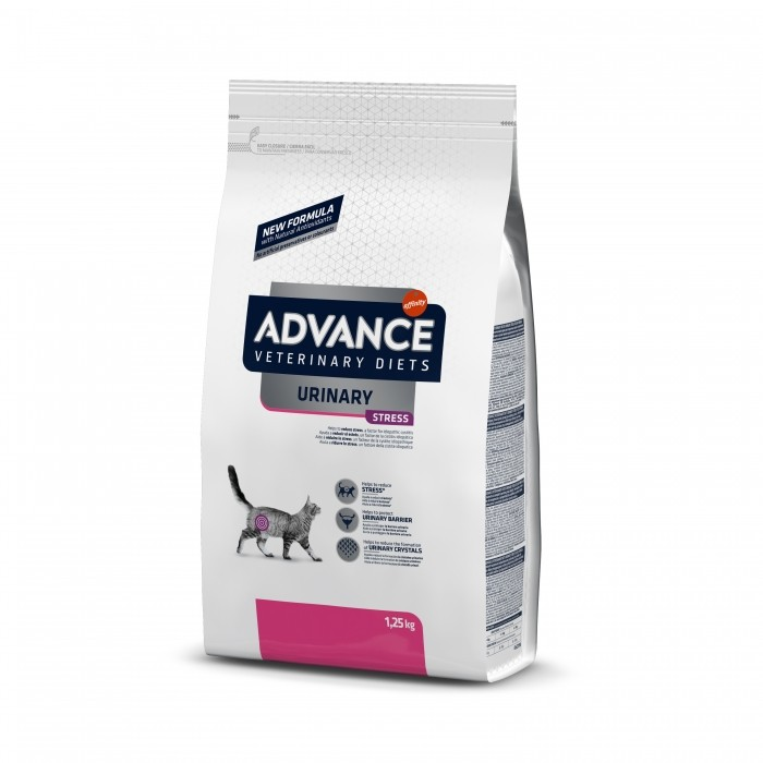 Alimentation pour chat - ADVANCE Veterinary Diets Urinary Stress pour chats