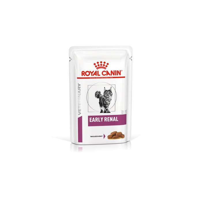Alimentation pour chat - Royal Canin Veterinary Early Renal pour chats