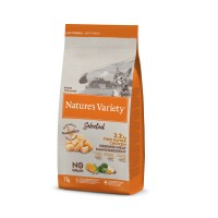 Croquettes pour chaton - Nature's Variety Selected No Grain Kitten Nature's Variety