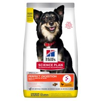 Croquettes pour chien - Hill's Science Plan Perfect Digestion Small & Mini Adult