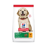 Croquettes pour chiot de grande taille - Hill's Science plan Puppy Large Puppy Large breed