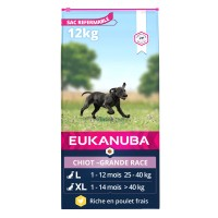 Croquettes pour chien - Eukanuba Growing Puppy Large Giant Breed - Poulet