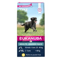 Croquettes pour chien - EUKANUBA Active Adult Large Breed - Poulet