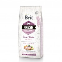 Croquettes pour chiot - Brit Fresh Healthy Growth - Puppy Healthy Growth