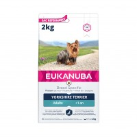 Croquettes pour chien - EUKANUBA Breed Nutrition Yorkshire Terrier