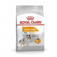 Croquettes pour chien - ROYAL CANIN Care Nutrition Mini Coat Care Adulte